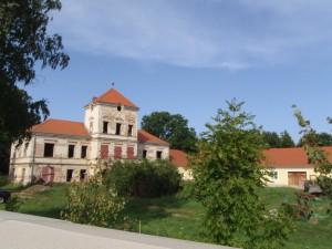 Csehimindszent Mesterházy kastély